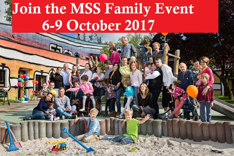 Family Event 2017 website aankondiging